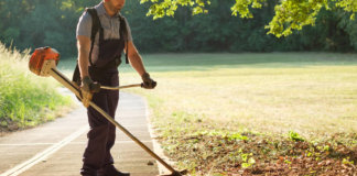 Best electric yard trimmers