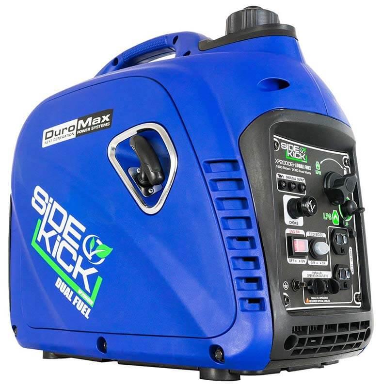 DuroMax XP2000EH Dual Fuel Generator