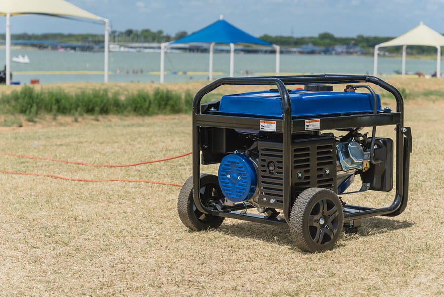 What is the best propane generator?