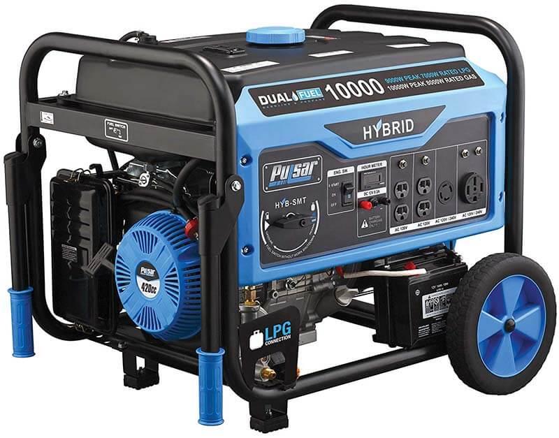 Pulsar Products PG10000B16 Propane Generator